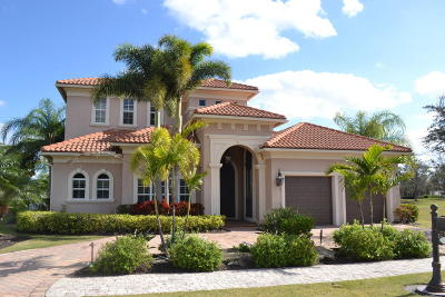 Port Saint Lucie Single Family Home For Sale: 113 SE Via Verona