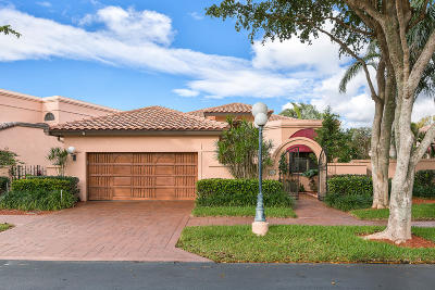 Deerfield Beach Single Family Home Contingent: 524 Via Genova