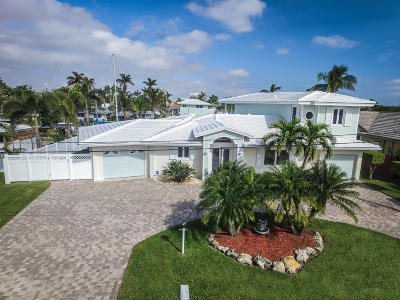 Boynton Beach Single Family Home For Sale: 951 Isles Road