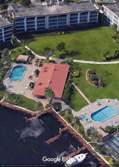 Delray Beach Condo For Sale: 921 Spanish Circle #332