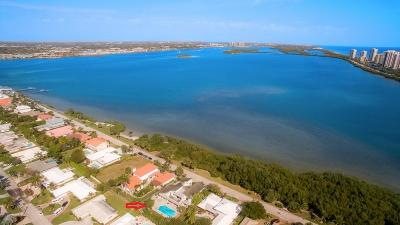 Singer Island Single Family Home For Sale: 1181 Pine Point Road