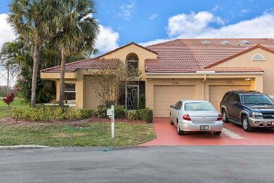 Boca Raton Single Family Home Contingent: 11185 Rios Road