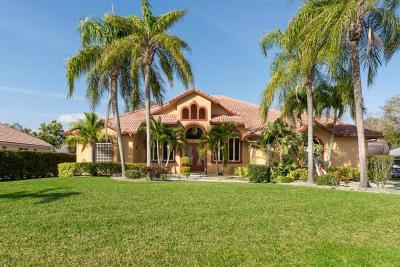 Port Saint Lucie Single Family Home For Sale: 630 SE Hidden River Drive
