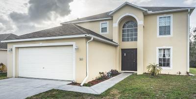 Vero Beach Single Family Home For Sale: 8775 100th Avenue