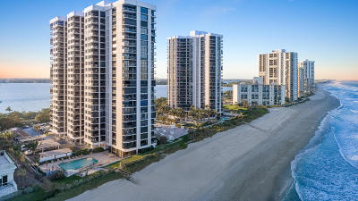 Singer Island Rental For Rent: 5380 Ocean Drive #20h