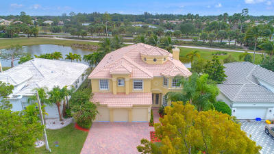 Royal Palm Beach Single Family Home For Sale: 1706 Annandale Circle