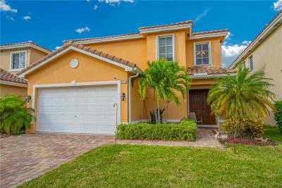 Palm City Single Family Home For Sale: 2916 SW Venice Court