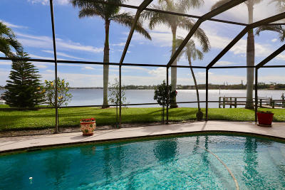 Tequesta Single Family Home For Sale: 343 River Drive