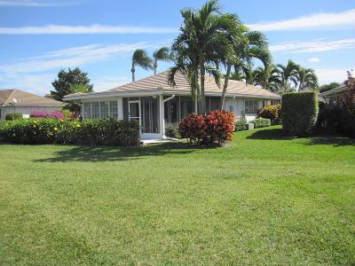 Atlantis Single Family Home For Sale: 113 Villa Circle