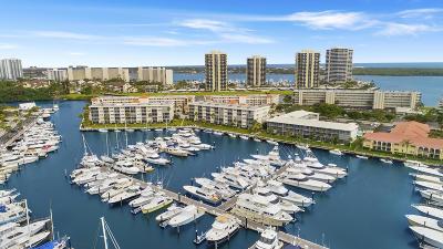North Palm Beach Condo For Sale: 29 Yacht Club Drive #504