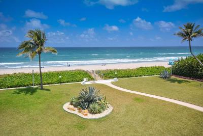 Palm Beach Condo For Sale: 2780 S Ocean Boulevard #109