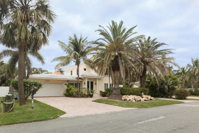 Pompano Beach Single Family Home For Sale: 3421 Dover Road