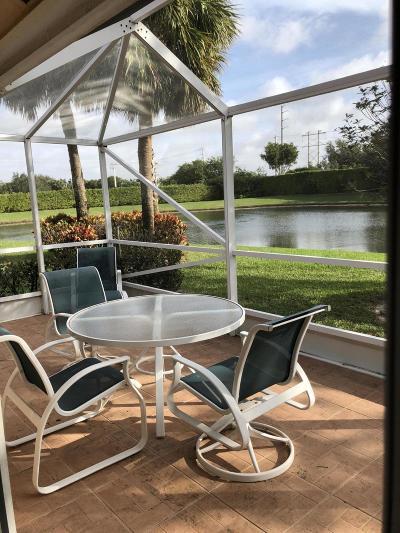 Boynton Beach Single Family Home For Sale: 7545 Island Breeze Terrace