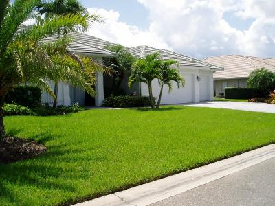 Hobe Sound Rental For Rent: 5328 SE Lost Lake Way