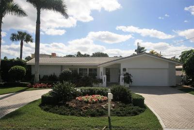 Boca Raton Single Family Home For Sale: 810 Valencia Drive