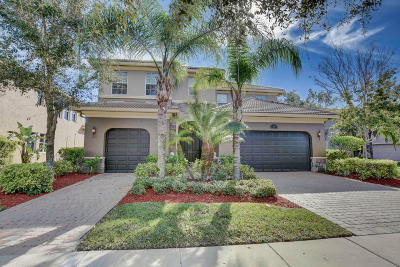 Boynton Beach Single Family Home For Sale: 9500 Cobblestone Creek Drive
