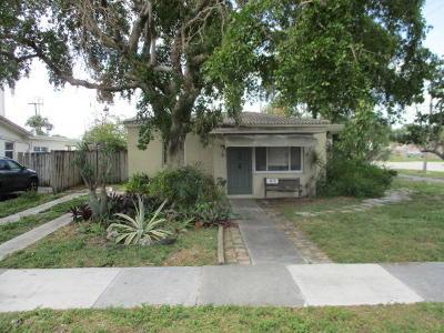Pompano Beach Single Family Home For Sale: 421 NE 18th Avenue