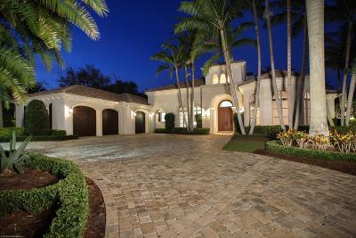 Palm Beach Gardens Single Family Home For Sale: 11755 Elina Court