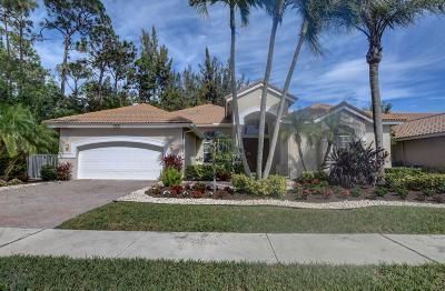 Boynton Beach Single Family Home For Sale: 7860 Bridlington Drive