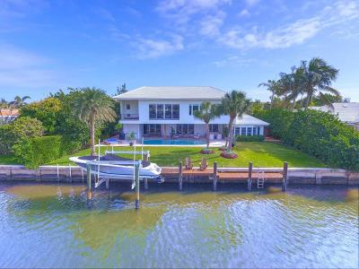 Manalapan Single Family Home For Sale: 50 Spoonbill Road