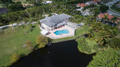 Boynton Beach Single Family Home For Sale: 2600 Country Lake Trail