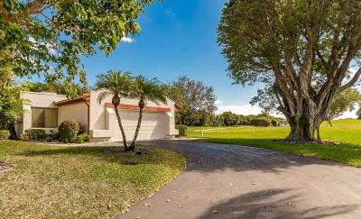 Boynton Beach Single Family Home For Sale: 5530 Piping Rock Drive