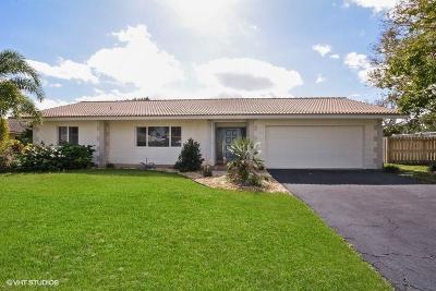 Palm Beach Farms, Palm Beach Farms Co 10 Of North Deerfield Pb6p1 Single Family Home For Sale: 860 SW 14th Drive