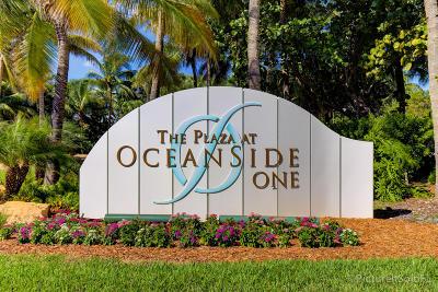 Pompano Beach Rental For Rent: 1 Ocean Boulevard #Ph 03