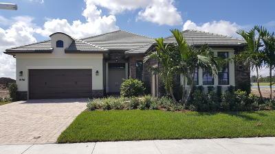 Boynton Beach Single Family Home For Sale: 9156 Grand Prix Lane