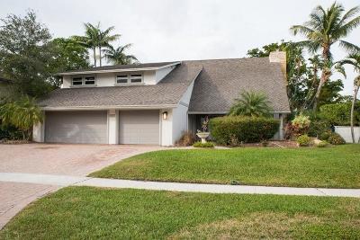 Boca Raton Single Family Home For Sale: 1301 SW 19th Street