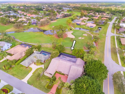 Palm Beach Gardens Single Family Home For Sale: 1 Surrey Road
