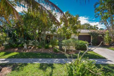 Boca Raton Single Family Home For Sale: 1258 SW 14th Street