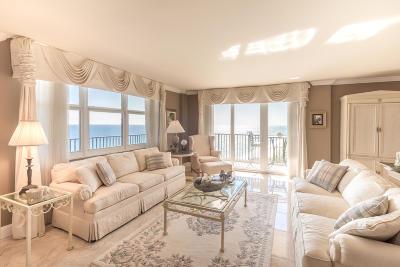 Hillsboro Beach Condo For Sale: 1149 Hillsboro Mile #1010