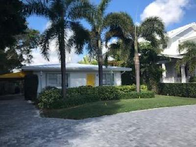Delray Beach Single Family Home For Sale: 424 NE 8th Avenue