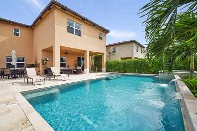 Jupiter Single Family Home For Sale: 164 Andros Harbour