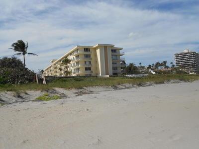 Juno Beach Condo For Sale: 630 Ocean Drive #409