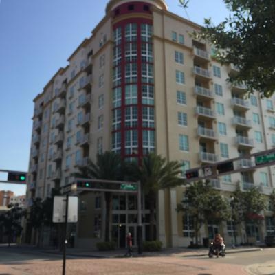 West Palm Beach Condo Sold: 410 Evernia Street #825