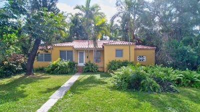 Miami Single Family Home For Sale: 190 NW 100th Street