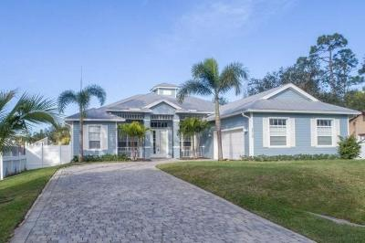 Fort Pierce Single Family Home For Sale: 5715 Spruce Drive