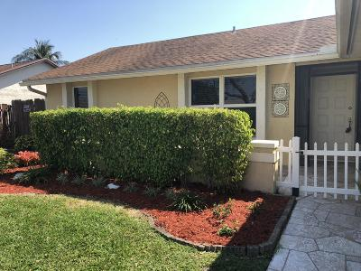 Deerfield Beach Single Family Home For Sale: 732 NW 42nd Way