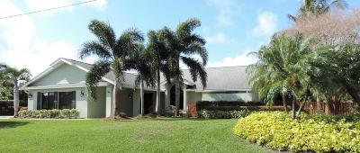 Port Saint Lucie Single Family Home For Sale: 2416 SE Elston Street