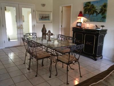 Hobe Sound Single Family Home For Sale: 8087 SE Windjammer Way
