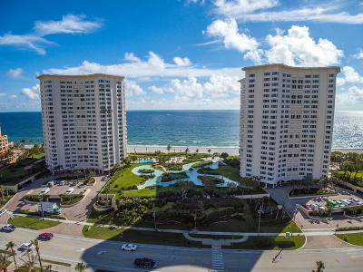 Boca Raton Condo Sold: 500 S Ocean Boulevard #501