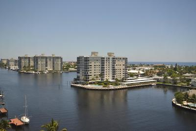Delray Beach Condo For Sale: 400 Seasage Drive #1106