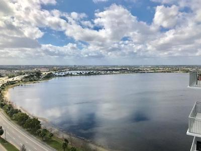 The Edge Condo For Sale: 300 S Australian Avenue #1615