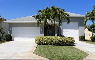 Fort Pierce Single Family Home For Sale: 1226 Carlton Court