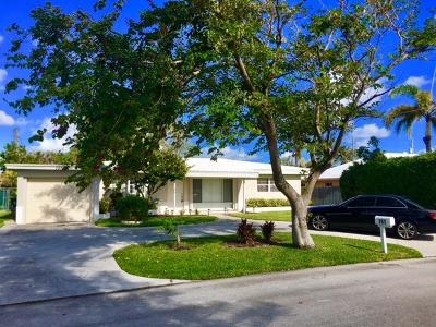 Palm Beach County Single Family Home For Sale: 751 NE 2nd Str