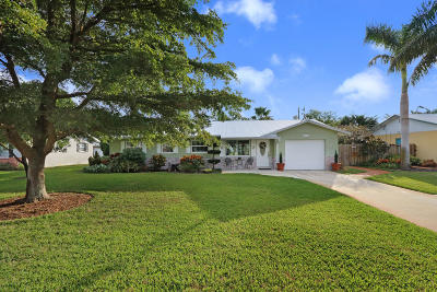 Stuart FL Single Family Home For Sale: $295,000