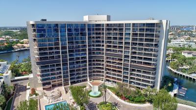 Highland Beach Condo For Sale: 4740 S Ocean Boulevard #616
