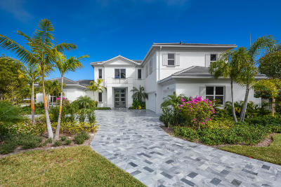 Boca Villas, Boca Villas Sec B, Boca Villas Sec C In Pb 24 Pgs 131 And 132 Single Family Home For Sale: 201 NE 6th Street